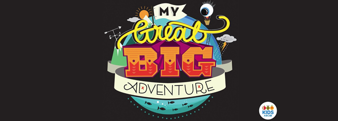 My Great Big Adventure banner image